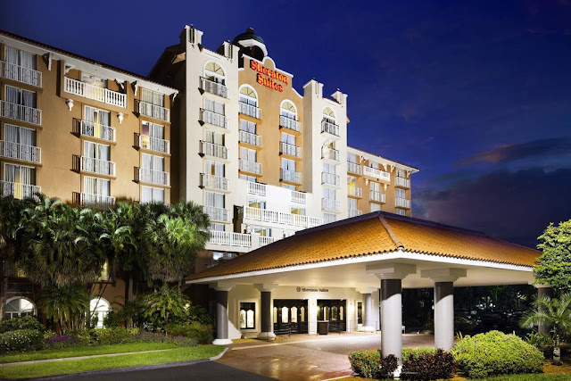 Sheraton Suites Fort Lauderdale at Cypress Creek welcomes guests to North Fort Lauderdale with all-suite accommodations, engaging amenities and a boutique hotel ambiance.