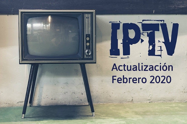 IPTV españa tv gratuito m3u