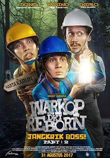 Warkop DKI Reborn: Jangkrik Boss Part 2 (2017) WEB-DL