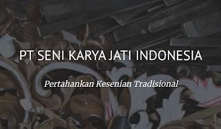 Loker Jepara Sebagai Software Developer PT Seni Karya Jati Jepara