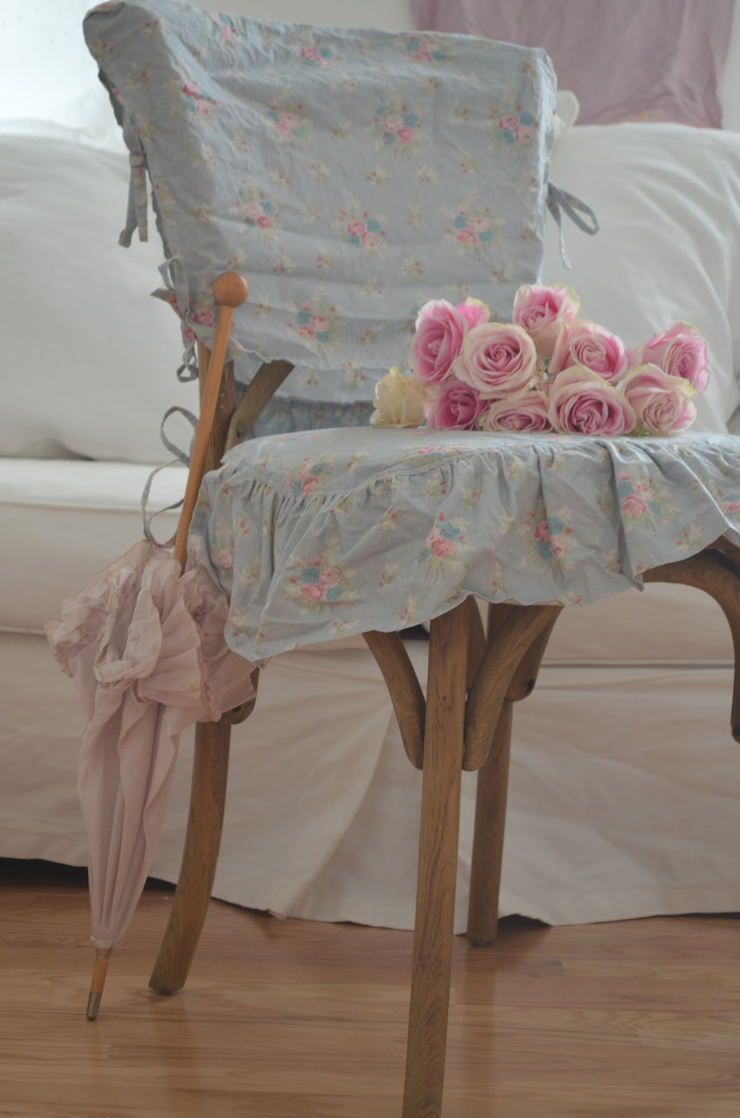 baby blue chair covers fisher price kids table and chairs simply me i ordered it the petticoat bedding in pink