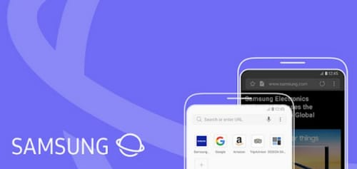Main Functions of Samsung Browser for Android