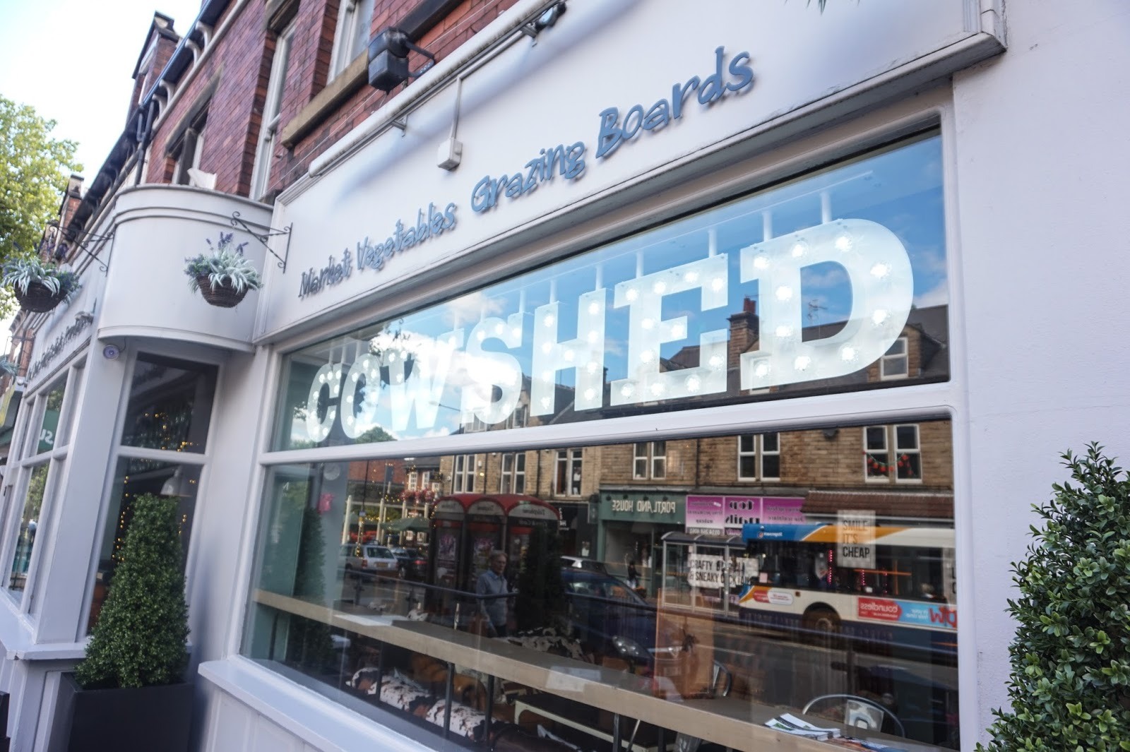 Lets eat | Cowshed