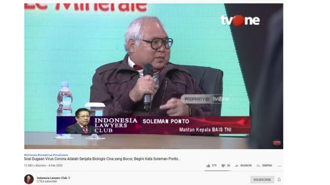 Indonesia Diterpa Banyak Teror, Mantan Kabais: Ini Salah BNPT, Bukan Intelijen!