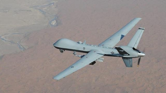 drone Soleimani