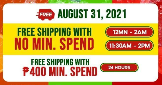 FREE Shipping with no minimum spend - Del Monte