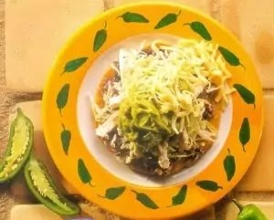 vegetarian tostada recipe-food lovers