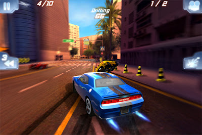 Game Mobil Balap Offline Fast Five The Movie APK