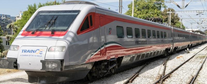 Στις ράγες από τις 20 Μαΐου το πρώτο γρήγορο τρένο Αθήνα - Λάρισα - Θεσσαλονίκη
