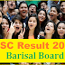 SSC Result 2018 Barisal Education Board