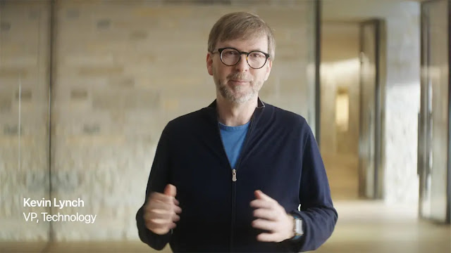 Kevin Lynch goes from Apple Watch to Apple Car