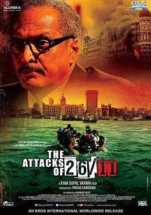 The Attacks of 26/11 (2013) Full Hindi Movie Download HDRip 720p
