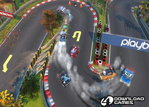 تحميل لعبة السباق Bang Bang Racing للكمبيوتر واللاب توب