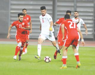 Watch Bahrain vs Palestine Live Streaming Today 16-10-2018