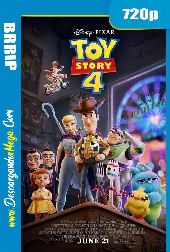 Toy Story 4 (2019) HD [720p] Latino-Ingles