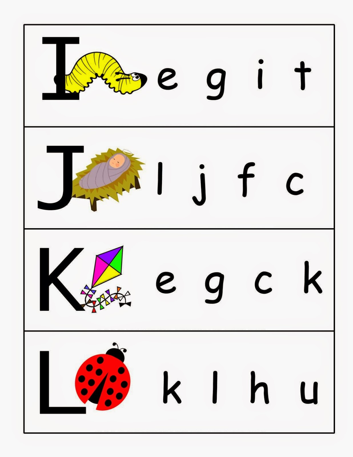 Worksheets Upper And Lowercase Letters Worksheets kindergarten worksheets match upper case and lower letters 3 3
