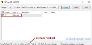 flashing Xiaomi Mi4i