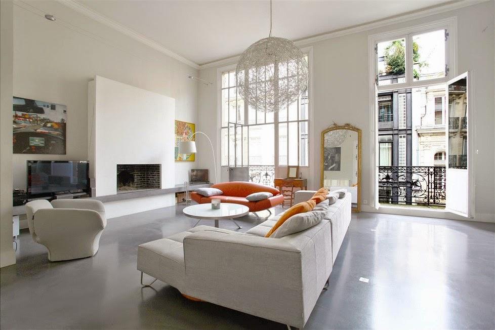 COCOCOZY: PARIS TOWNHOUSE FOR SALE