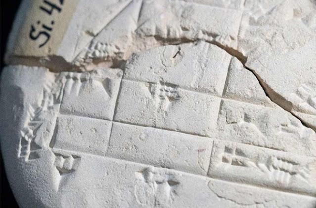 """Báu vật của Babylon 3.700 năm tuổi chấn động vì """"quá hiện đại"""" vượt nhiều thiên niên kỷ"""