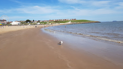 A view of Nell's Point in Barry Island, once home to a brilliant holiday camp