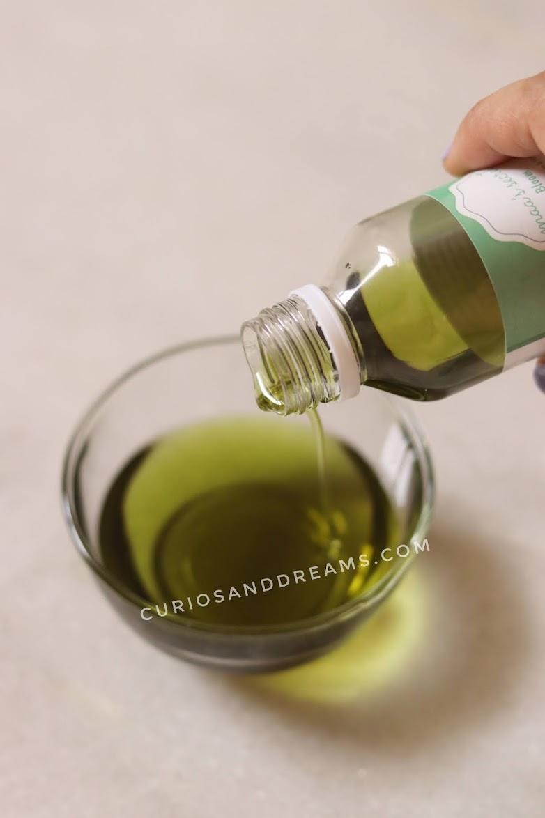 Maas Secret Hair Oil, Maas Secret Hair Oil review, Maas Secret, Maas secret Velvet hair oil, Maas Secret Bloom Hair oil