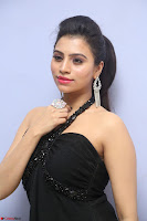 Priyanka in Sleeveless Black Slim Dress Spicy Pics ~  Exclusive 37.JPG