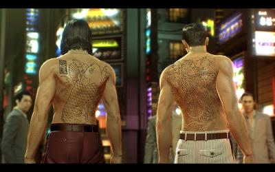 Yakuza 0 Game Screenshot 1