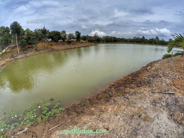 Danau Punggowo Batam