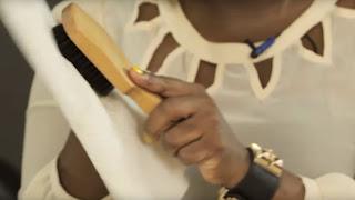 Step 5 How to soften hair brush bristles