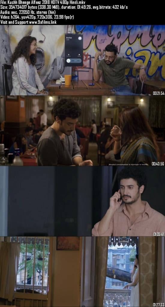 Kuchh Bheege Alfaaz 2018 HDTV 480p Hindi