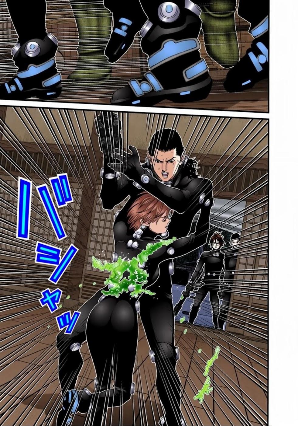 Gantz Chap 77: Trả thù trang 11