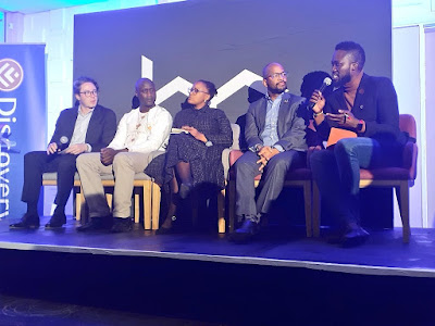 Thabo Mbeki Foundation & Heavy Chef 4th Industrial Revolution in Education report launch & panel discussion