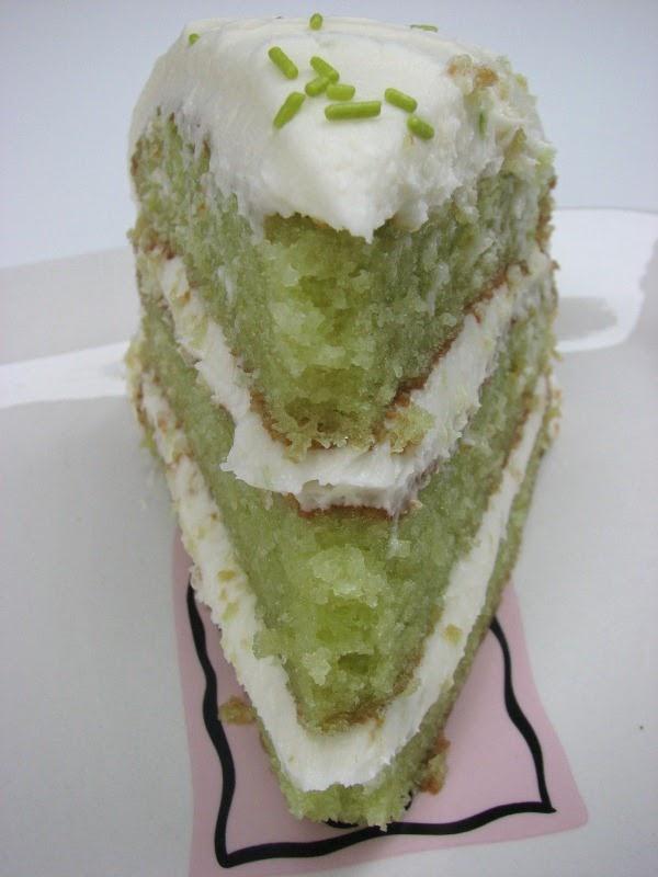 Trisha Yearwood Key Lime Layer Cake