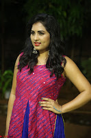 Srushti in beautiful Pink Sleeveless Dress Cute Actress Dimples ~  Exclusive 016.JPG