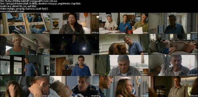 Los Descendientes DVDRip Descargar Español Latino 2011