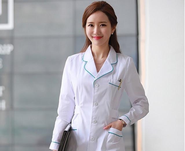 Đồng phục điều dưỡng, y sĩ
