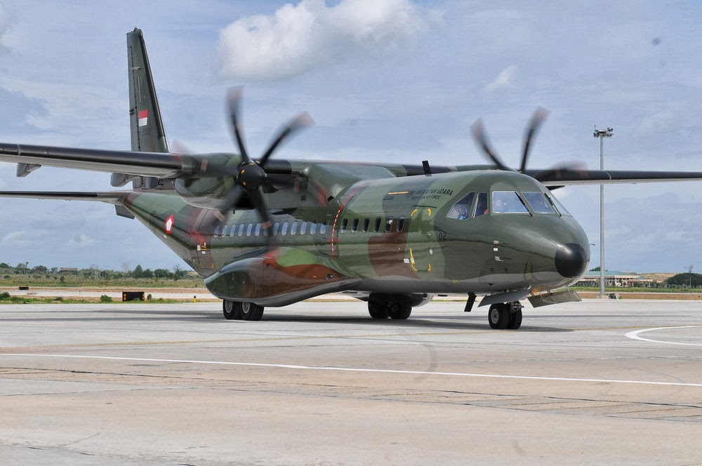 C295 TNI AU