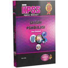 Yaklaşım Kariyer KPSS Gelişim Psikolojisi Konu Anlatımlı (2016)