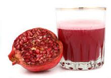 Pomegranate Juice for cancer