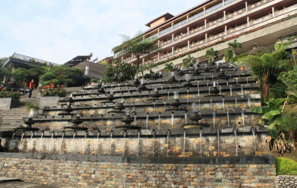 Hotel Dengan Pemandangan Alam Memukau di Puncak Bogor Budget 1 Jutaan