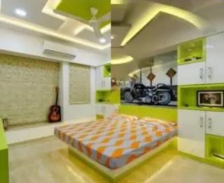 صور غرف نوم للعرسان رومانسية 2021