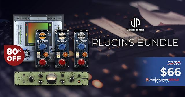 united plugins, royal compressor, firepresser, front daw plugin
