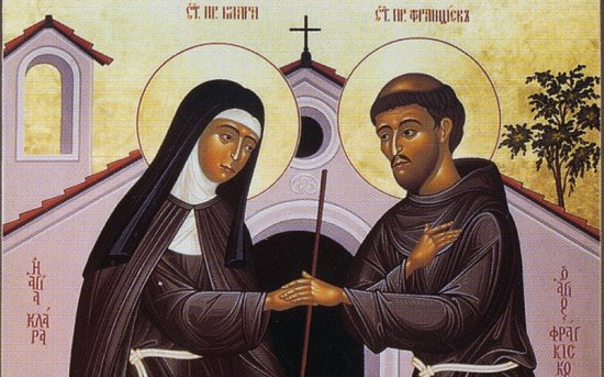 st clare and francis relationship quiz