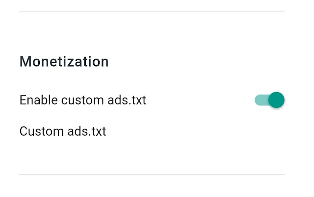 adsense ads.txt problem solve