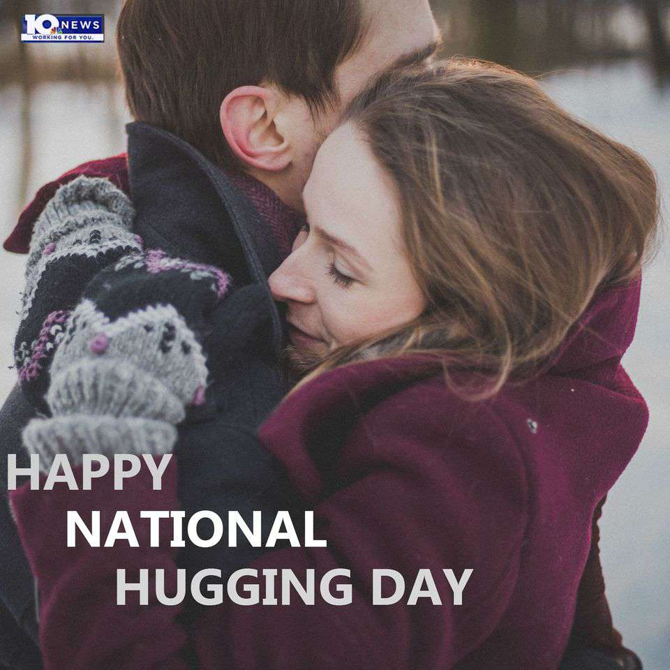 National Hugging Day Wishes Awesome Picture
