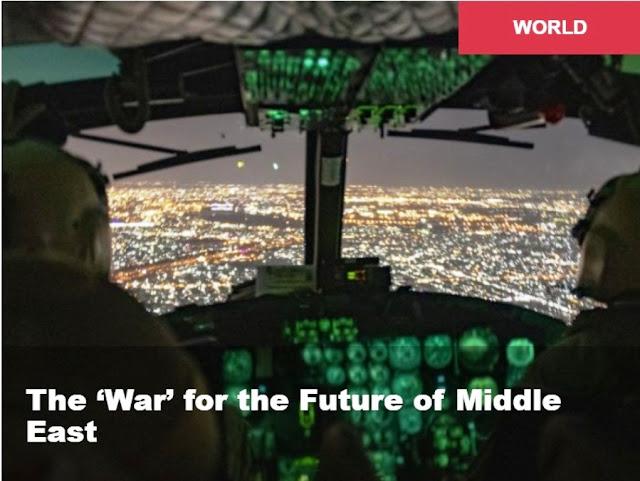 O Πόλεμος Για το Μέλλον της Μέσης Ανατολής                   Και η Εποχή της Διεθνούς Οργής