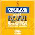 PREFEITO DE JAGUARARI CONCEDE REAJUSTE SALARIAL DE 10% A TODOS OS MOTORISTAS EFETIVOS DO MUNICÍPIO