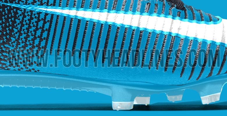 size 40 66bf0 c7354 Set to be released between November and December 2017, the turquoise Nike  Mercurial Superfly V boots will retail at the same price as always - €290,  300, ...