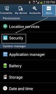 Root Samsung Galaxy Ace 3 GT- S7270 Android apk