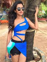 Indian Model Pranwesha in Blue Bikini Sizzling Cute Beauty ~  Exclusive Galleries 004.jpg